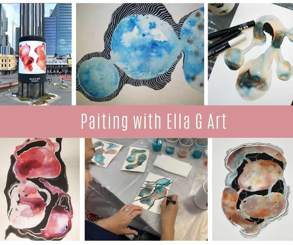 Painting with Ella G Art
